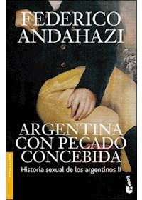 Papel Argentina Con Pecado Concebida