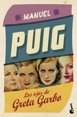 Libro Los Ojos De Greta Garbo