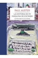 Papel HISTORIA DE MI MAQUINA DE ESCRIBIR (COLECCION BIBLIOTECA PAUL AUSTER) (BOLSILLO) (CARTONE)