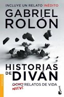 Papel HISTORIAS DE DIVAN NUEVE RELATOS DE VIDA (DIVULGACION)
