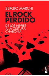 Papel ROCK PERDIDO DE LOS HIPPIES A LA CULTURA CHABONA