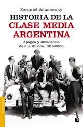 Libro Historia De La Clase Media Argentina