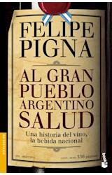 Papel AL GRAN PUEBLO ARGENTINO SALUD