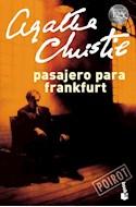 Papel PASAJERO PARA FRANKFURT (BIBLIOTECA AGATHA CHRISTIE)