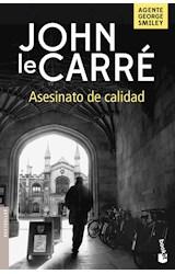 Papel ASESINATO DE CALIDAD (AGENTE GEORGE SMILEY)