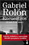 Papel ENCUENTROS (EL LADO B DEL AMOR) [EDICION AUMENTADA Y DEFINITIVA] (COLECCION ENSAYO)