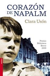 Libro Corazon De Napalm