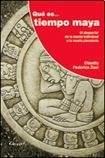 Libro Que Es Tiempo Maya