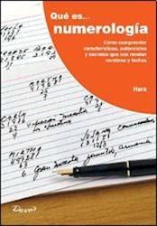 Libro Que Es La Numerologia