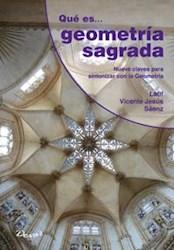 Libro Que Es ... Geometria Sagrada