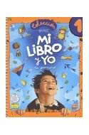 Papel VAMOS MI LIBRO Y YO 1 EDIBA [2009]