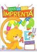 Papel TODOS LOS DIAS IMPRENTA EDIBA (NOVEDAD 2017) (RUSTICA)