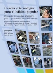 Libro Ciencia Y Tecnologia Para El Habitat Popular 2008