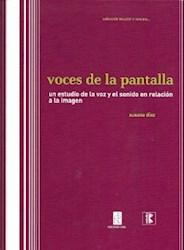 Libro Voces De La Pantalla