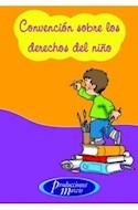 Papel CONVENCION SOBRE LOS DERECHOS DEL NIÑO