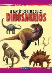 Papel Fantastico Libro De Los Dinosaurios, El