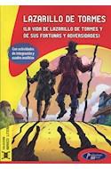 Papel LAZARILLO DE TORMES (COLECCION ABRAZO LITERARIO)