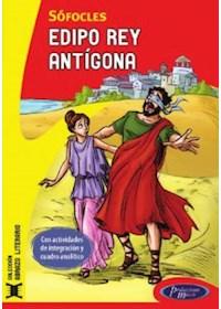 Papel Edipo Rey. Antígona