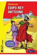 Papel EDIPO REY / ANTIGONA (COLECCION ABRAZO LITERARIO)