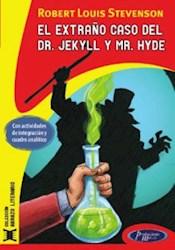 Libro El Extraño Caso Del Dr. Jekill Y Mr. Hyde