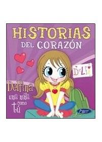 Papel Historias Del Corazón-Delfina Una Niña Como Tú