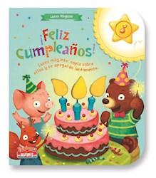 Libro Feliz Cumpleaños