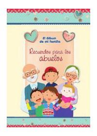 Papel El Albúm De Mi Familia - Recuerdos Para Los Abuelos