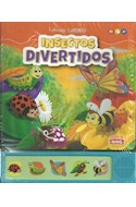 Papel INSECTOS DIVERTIDOS (COLECCION CAMINITO) (CARTONE)