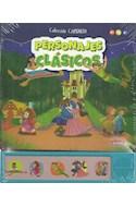 Papel PERSONAJES CLASICOS (LIBRO CON SONIDO) (COLECCION CAMINITO) (CARTONE)