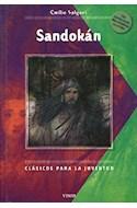 Papel SANDOKAN (CLASICOS PARA LA JUVENTUD) (CARTONE)