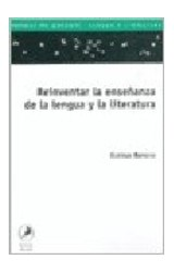 Papel REINVENTAR LA ENSEÑANZA DE LA LENGUA Y LA LITERATURA