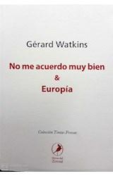 Papel TEATRO DE GERARD WATKINS