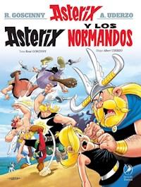 Libro 9. Asterix Y Los Normandos.