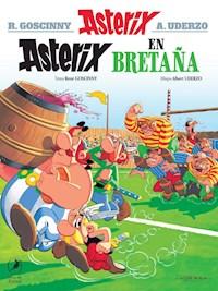 Libro 8. Asterix En Bretaña