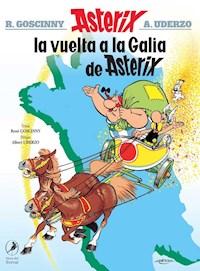 Libro 5. Asterix Y La Vuelta A La Galia