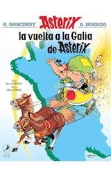 Papel VUELTA A LA GALIA DE ASTERIX (COLECCION ASTERIX EL GALO 5) [ILUSTRADO]