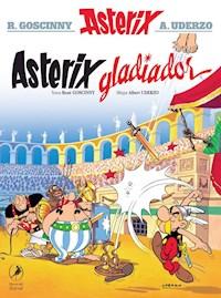 Libro 4. Asterix Gladiador