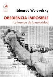 Libro Obediencia Imposible