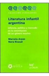 Papel LITERATURA INFANTIL ARGENTINA