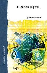 Libro El Canon Digital