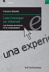Libro Leer / Navegar En Internet