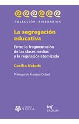 Papel LA SEGREGACION EDUCATIVA