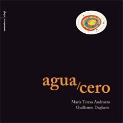 Libro Agua / Cero  Cartone