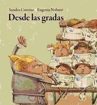 Libro Desde Las Gradas  Cartone
