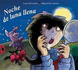 Libro Noche De Luna Llena  Rustica