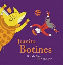 Libro Juanito Botines