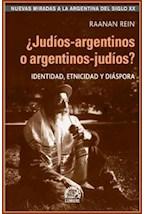 Papel JUDIOS-ARGENTINOS O ARGENTINOS-JUDIOS