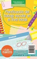 Papel Planificacion Del Trabajo Escolar En El Nivel Inicial