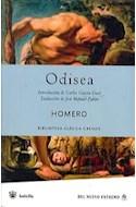 Papel ODISEA (BIBLIOTECA CLASICA GREDOS)
