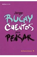 Papel CUENTOS PARA PENSAR (NUEVA EDICION) (INCLUYE CD)